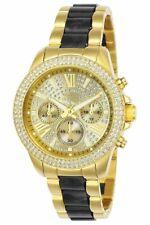 Invicta Angel 24125 Women's Round Chronograph Analog Roman Numeral Watch
