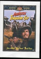 AMBUSH AT TOMAHAWK GAP RARE WESTERN ALL REGION DVD