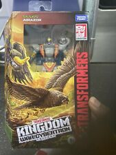 Transformers War for Cybertron Kingdoms Airazor action figure