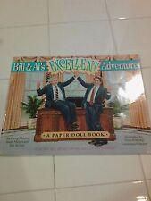 Bill & Al's Excellent Adventure Paper Doll Book