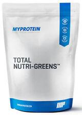 330g MyProtein Total Nutri Greens 22 Súper alimentos Requerimientos diarios an