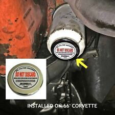 Corvette Oil Filter Magnet Pull Rating 65 lbs Fits: All Corvettes 53 through 19