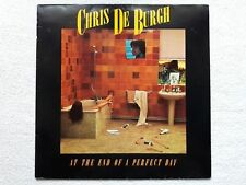 "Vinyl-12""-LP # Chris de Burgh # At The End Of A Perfect Day # 1977 # A&M # g-/vg"