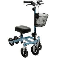 Swivelmate Knee Walker - 90 Degree Turning Scooter, Premium Qualitry by TKWC INC