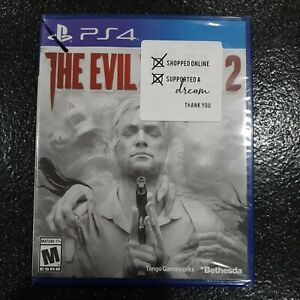 The Evil Within 2 (PS4) Brand New Sealed