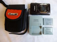 Canon PowerShot Digital ELPH SD1300 IS 12.1 MP Digital Camera - Tested