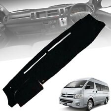 DASH MAT CARPET PAD COVER DASHMAT DASHBOARD FOR TOYOTA HIACE COMMUTER 2005-ON