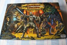 Dungeons and Dragons The Fantasy Adventure Board Game by Parker Hardly Played