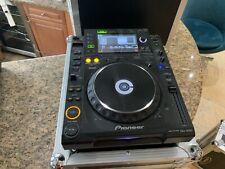 Pioneer CDJ-2000 DJ Multi Played With Matching Odyssey FZ-12MIX Flight Case