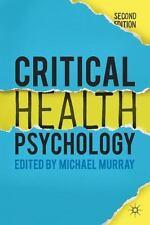 Health psychology ebay critical health psychology paperback or softback fandeluxe Gallery