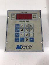 MagneTek Gemco Micro-Set Pls # 1995-6D-X-Hk