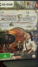 The Mystery of the Crystal Portal 2 Beyond the Horizon (Hidden Object) PC GAME *