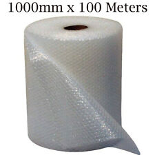 Small Bubble Wrap Width 1000mm / 1m X 100 Meter Roll Quality Supplies