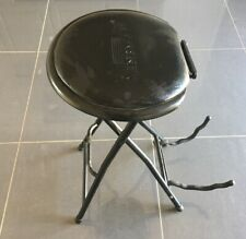 Kinsman Stage Stool Seat Chair Playing Gig Guitar Rest And Stand Musicians