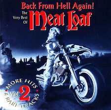 Back From Hell Again-MEAT LOAF CD 1994