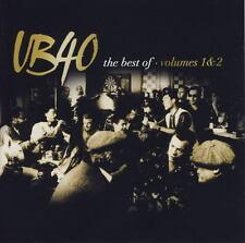 UB40 - THE BEST OF VOLUMES 1 & 2: 2CD ALBUM (Greatest Hits)