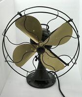 """Vintage Emerson model 73648 Electric Fan 146""""  Cord Fan Restored Rare"""
