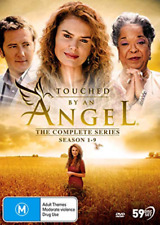 Touched by an Angel Ultimate Collection - DVD Region 4