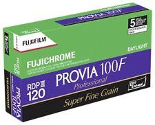 Fujifilm Provia F 100 120 5er Pack