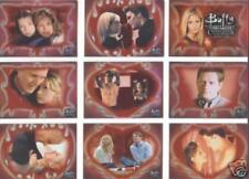 Buffy Connections Trading Card Set