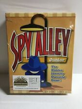 Spy Alley Junior - Spy Alley Partners LLP 2008 - Complete! Never Played NIB
