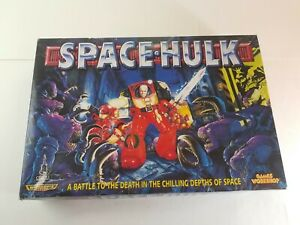 Warhammer 40k Space Hulk OOP 2nd Edition (no minis)