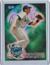 1998 Fleer Ultra Fall Classics #3FC ALEX RODRIGUEZ Seattle Mariners