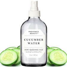 Provence Beauty Face & Body Mist - Cucumber Water & Moisturizing Hyaluronic Acid