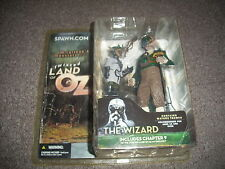 mcfarlane twisted land of oz the wizard figure still sealed