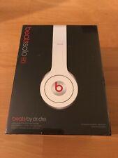 Beats By Dr Dre Solo HD Headphones White
