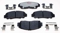 Disc Brake Pad Set-Element3 Hybrid Technology Front Raybestos EHT787H