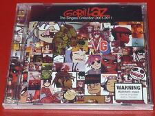 GORILLAZ - THE SINGLES COLLECTION : 2001 - 2011