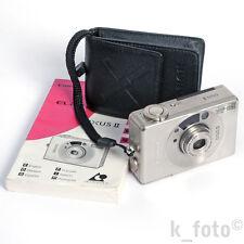 Canon IXUS II * APS-Kamera