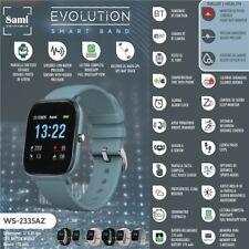 Smartwatch Sami Deportivo y Elegante Lectura Completa WhatsApp Pantalla con Foto