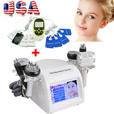 8 in 1 Cavitation Vacuum Anti-aging Multipolar RF BIO  Head Wrinkle USA