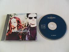 NIAGARA - La Vérité (CD 1992) FRANCE Pressing
