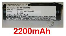 Battery 2200mAh Type PB9600 for Philips Pronto TSU-9800