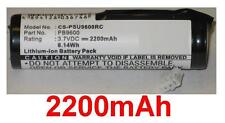 Batterie 2200mAh type PB9600 Pour Philips Pronto TSU-9800