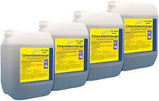 24 Kg (4x 6 Kg)Chlorbleichlauge Natriumhypochlorit Flüssig Chlor 12% Aktiv-Chlor