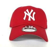 69bef2ab9a30c New Era New York Yankees 9Twenty Curve Dad Hat Red