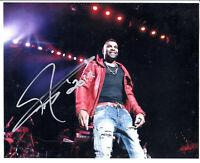 "Ginuwine R&B Singer Autograph Signed 8""x10"" Photo"