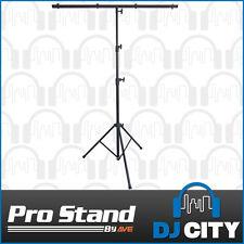 2.5m Professional Lighting stand with T-Bar - BNIB - DJ City Australia