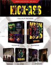 KICK-ASS (2010) [Blu-ray], Limited (STEELBOOK), FULL SLIP~ BOX SET