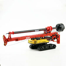 ORIGINAL MODEL,1:50 SANY SR280R ROTARY DRILLING RIG