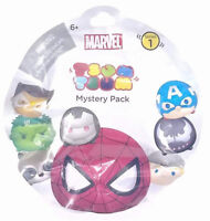 New Marvel Tsum Tsum Mystery Pack Series 1