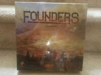 FOUNDERS OF GLOOMHAVEN Board Game KICKSTARTER EDITION NEW SEALED!