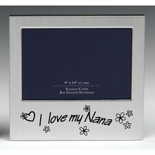 I Love My Nana Photo Frame Grandparent Gift Birthday Christmas Mothers Day Gifts
