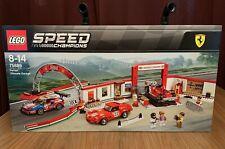 Lego Speed Champions-ferrari Ultimate garaje (75889) nuevo & OVP