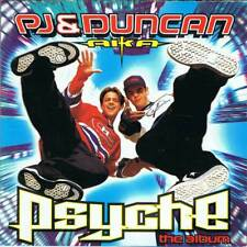 PJ & Duncan Aka - Psyche The Album