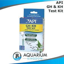 API GH & KH General/Carbonate Hardness Test Kit - Freshwater Plant Tank Testing